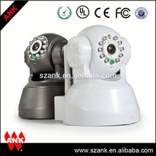plug play p2p camera wireless HD megapixel built in mic speaker ip camera with h.264 pan tilt 720P network camera manufacturer