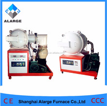 Lab used electric vacuum heating furnace for material annealing