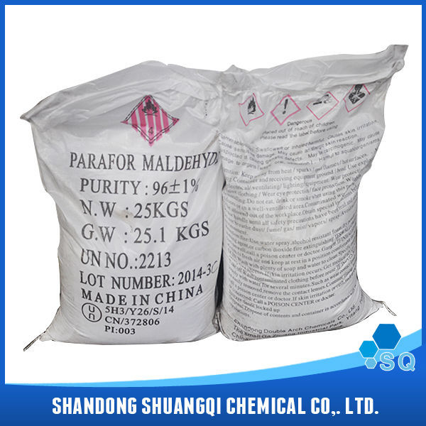 96% powder paraformaldehyde for plywood glue