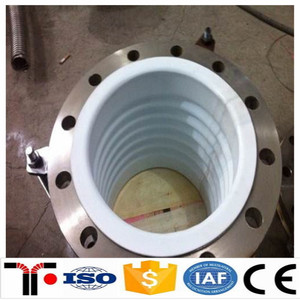 Steel lined Bellows PTFE Expansion Joint