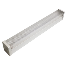 DLC list 2ft 40W Linkable LED shop Lights ,flush ceiling mount commercial led linear wrap light around