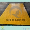 High Modulus Polyethylene (HMPE) road panels/ hmwpe ground protection mats