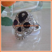 Skull finger ring fashion jewelry & accessoires