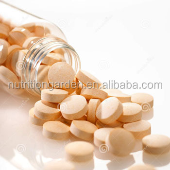 GMP certified Ginkgo Biloba 30mg tablets