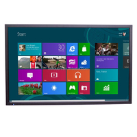 Infrared multi touch multi-language touch panel
