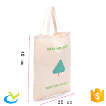 Wholesale eco friendly grocery heavy duty custom printed cotton canvas tote shopping bags