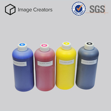 Environmental friendly uv fluorescent led ink in vivid color