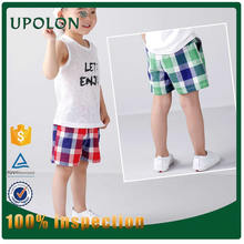 Upolon Cheapest Disposable Boxer Shorts Natural Style Kids Underwear Models Wholesale