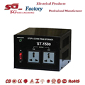 110v to 220v voltage converter ST1500W step up step down transformer for household electrical