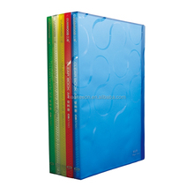 A4 20 Pockets Clear Display Book (BLY10-4001PP)