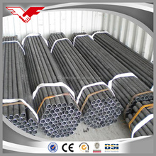 Low price factory direct sale good quality rectangulare black steel pipe