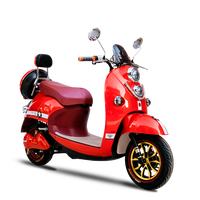 2018 electric vespa scooter 800w electric motorcycle for sale
