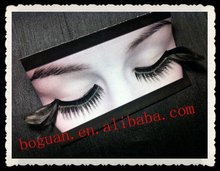 fashion natural eyelash perm extensions in korea