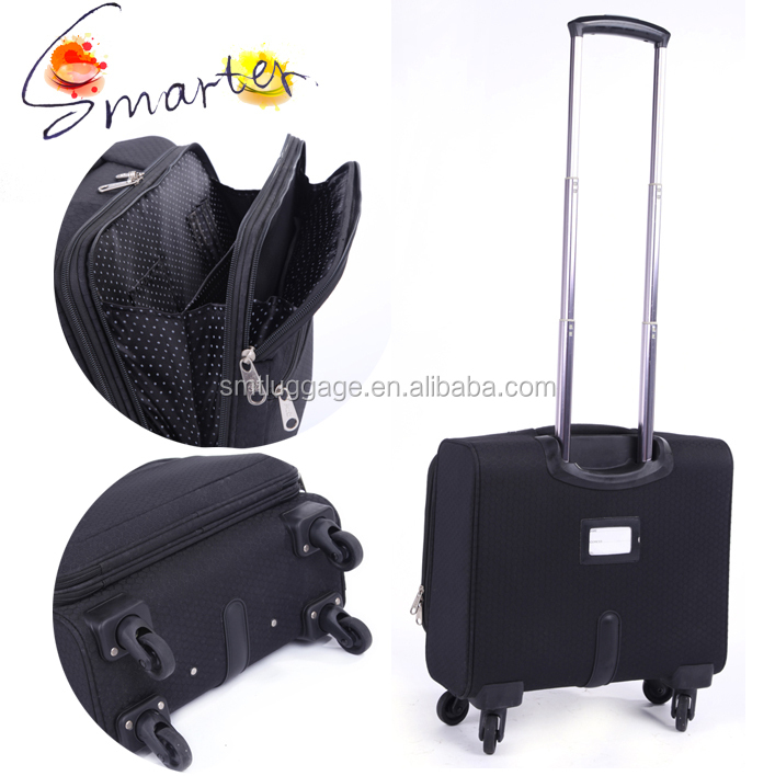 16 inches Business Style Carry-on Trolley Bag