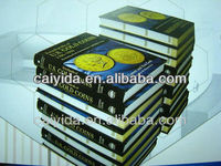 hardcover case book printing in China