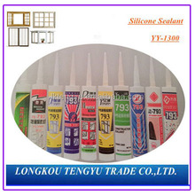 Acid silicone sealant for glass,acid silicone glass sealant