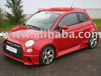 Carzone Specials body kit for Fiat 500