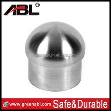 304 non-rust sstainless steel bar end cap