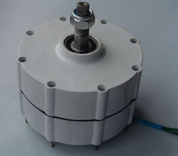 600W permanent magnet alternator PMG