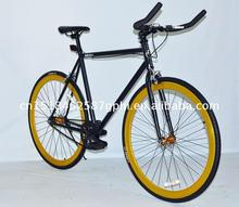 Customized 700c racing/fixie bike with cheap price