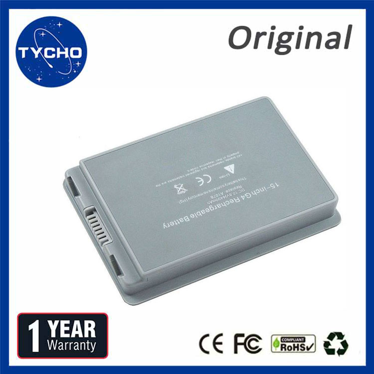 New Original Laptop Battery A1045 For Apple 15-inch Aluminum PowerBook G4 Series A1078 E68043 M9325 M9325G/A M9756 Battery