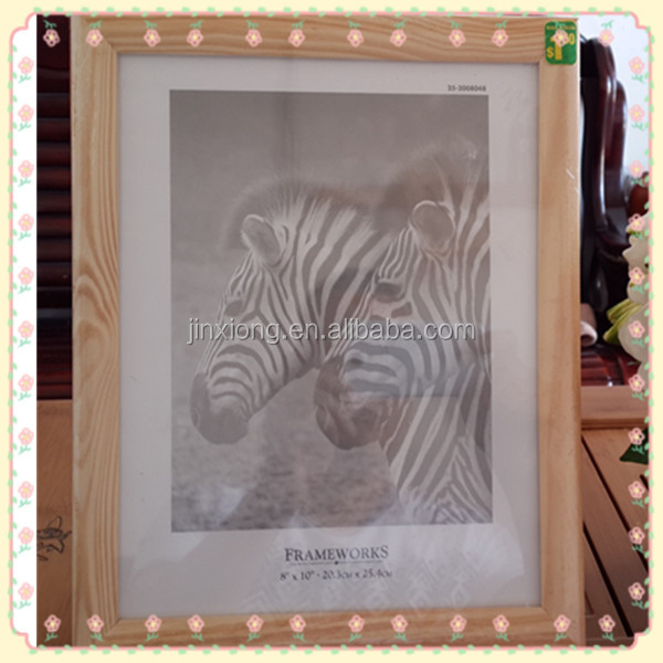 wall high quality wooden photo &picture frame