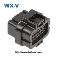 Car Electronic Coppers 34 Pin Waterproof ECU Connector 4-1437290-0