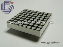 8*8 3mm indoor P4 dot matrix led display module
