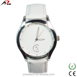 alibaba china leather material kid watch good market for children gift vogue watch