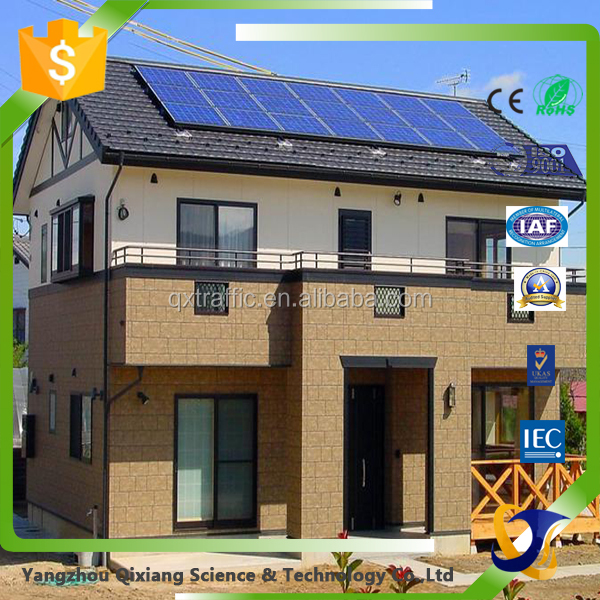 Complete High efficency 10kw home solar power system
