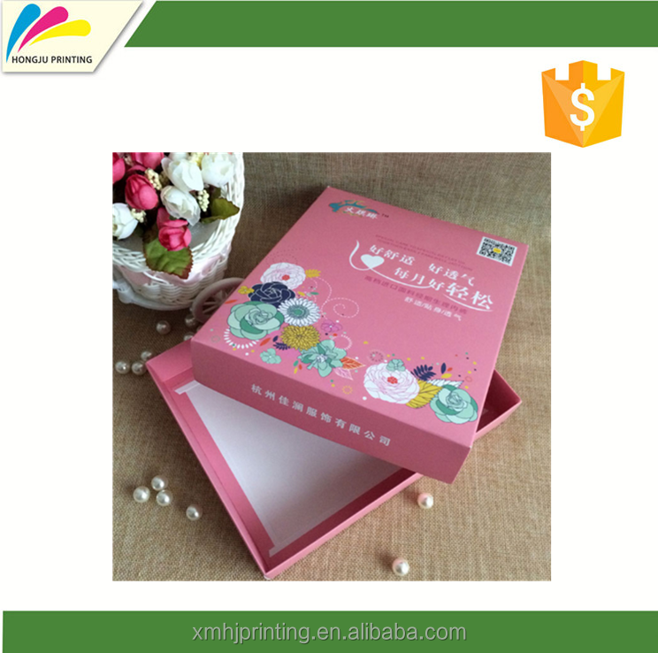 wholesale alibaba paper christmas gift box with iron made in China
