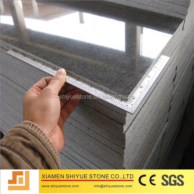 Natural Polished Granite Sheet