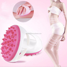Handheld Bath Shower Body Relax SPA Cellulite Massager and Remover Brush