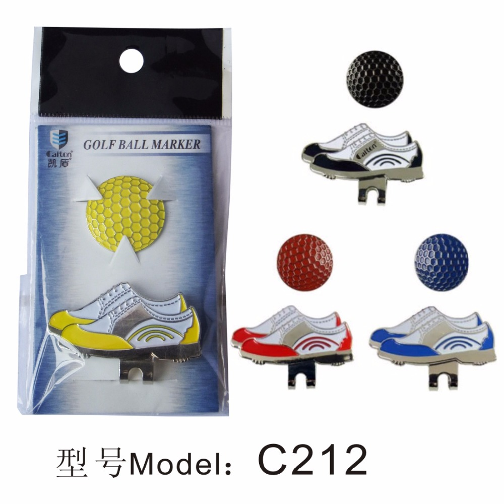 Custom golf products with high quality golf magnetic hat clip