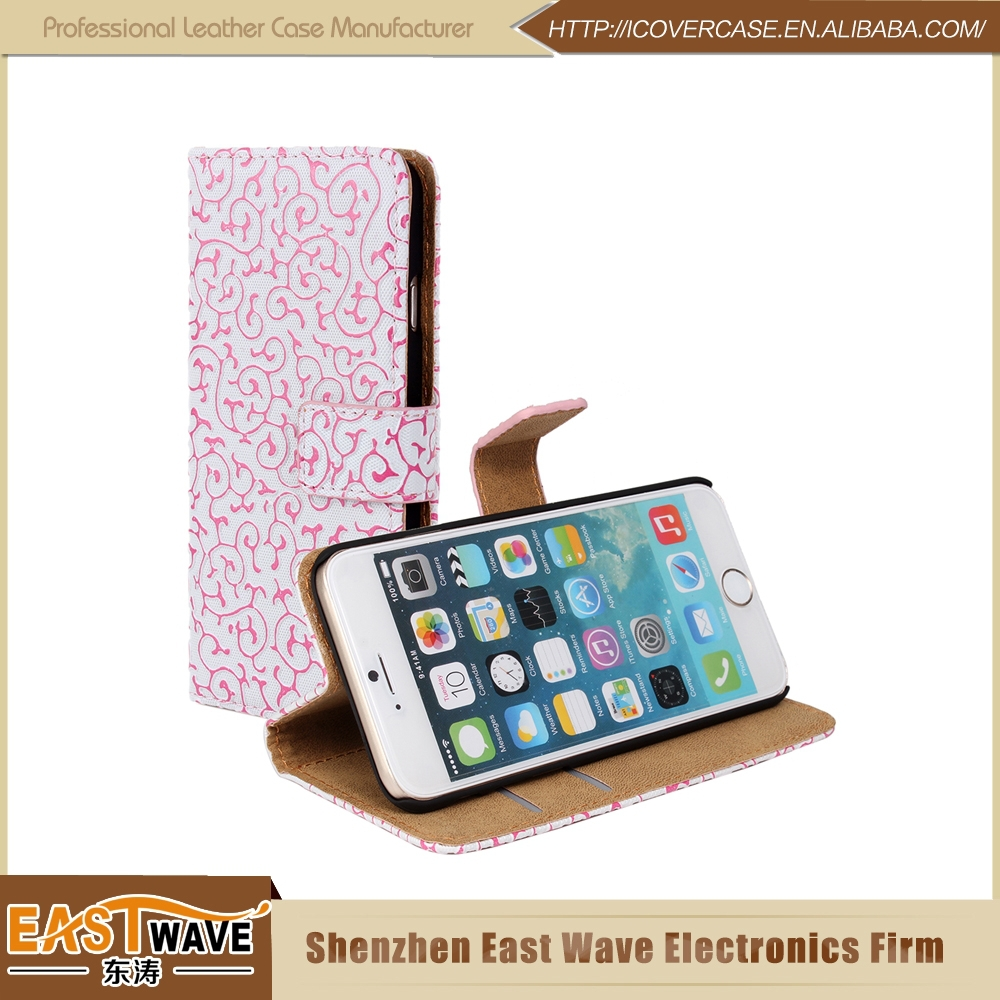 Mobile Phone Case For Iphone Bulk Leather Cell Phone Case For Iphone6