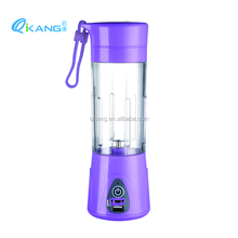 20W USB Rechargeable and portable Juice Blender sports blender