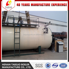 2ton steam boiler for cooking