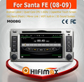 HIFIMAX Android 4.4.4 car dvd gps navigation system for Hyundai NEW Santa Fe ex (2004-2009)/ELANTRA