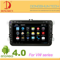 8 inch android 4.0 audio car 2 din for vw china sourcing fair