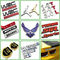 Custom car logo and car emblem badges original