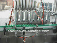 factory price clomazone bottle filling machine