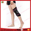 Super heavy duty hinged knee support