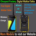 Cheapest 4.7 inch Android 5.1 OS 8-core 4G Rugged Smartphone with Digital Walkie Talkie waterproof phone