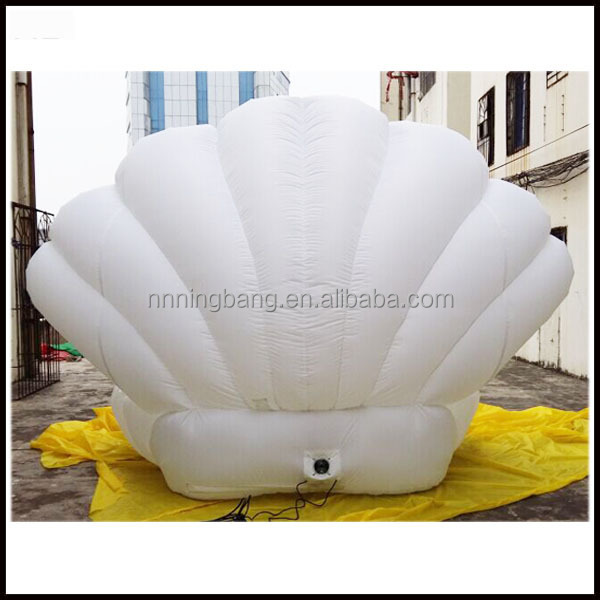 Ningbang 2016 inflatable shell for wedding