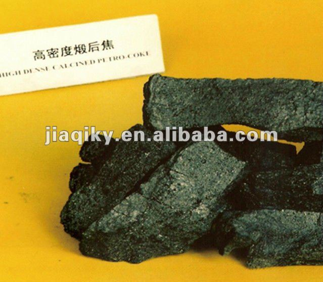 High Density calcined petroleum coke