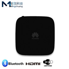 4K android direct tv set top box with high definition display
