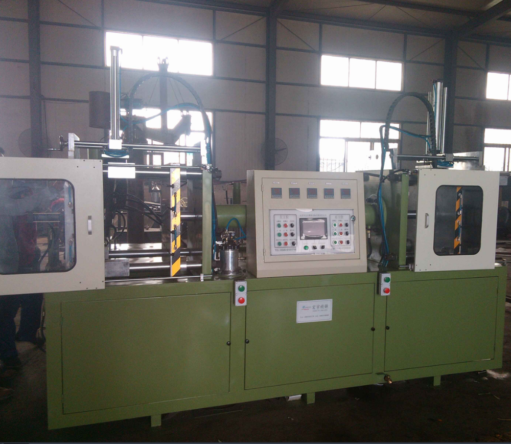 Automatic Hydraulic Turn Table Type Wax Injection molding Machine