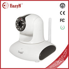 EasyN Mini wireless pan tilt 720p megapixel ip camera with night vision security camera with sim card