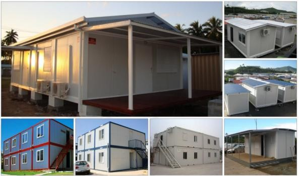 made in china prefab movable portable container housing unit