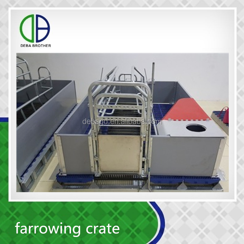 Competitive Price Farrowing Crates for Pigs
